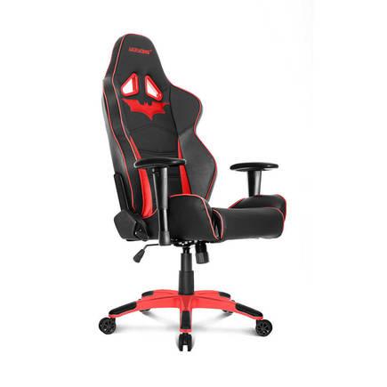 AKRACING - AKRacing Bat Serisi Profesyonel PC Oyuncu ve Yönetici Koltuğu - Siyah-Kırmızı