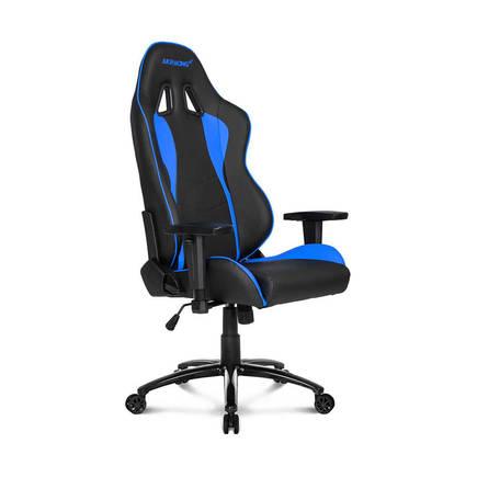 Adore AKRacing Nitro Seri Profesyonel PC Oyuncu ve Yönetici Koltuğu AKR-K702A-SM-1 Siyah-Mavi - Thumbnail