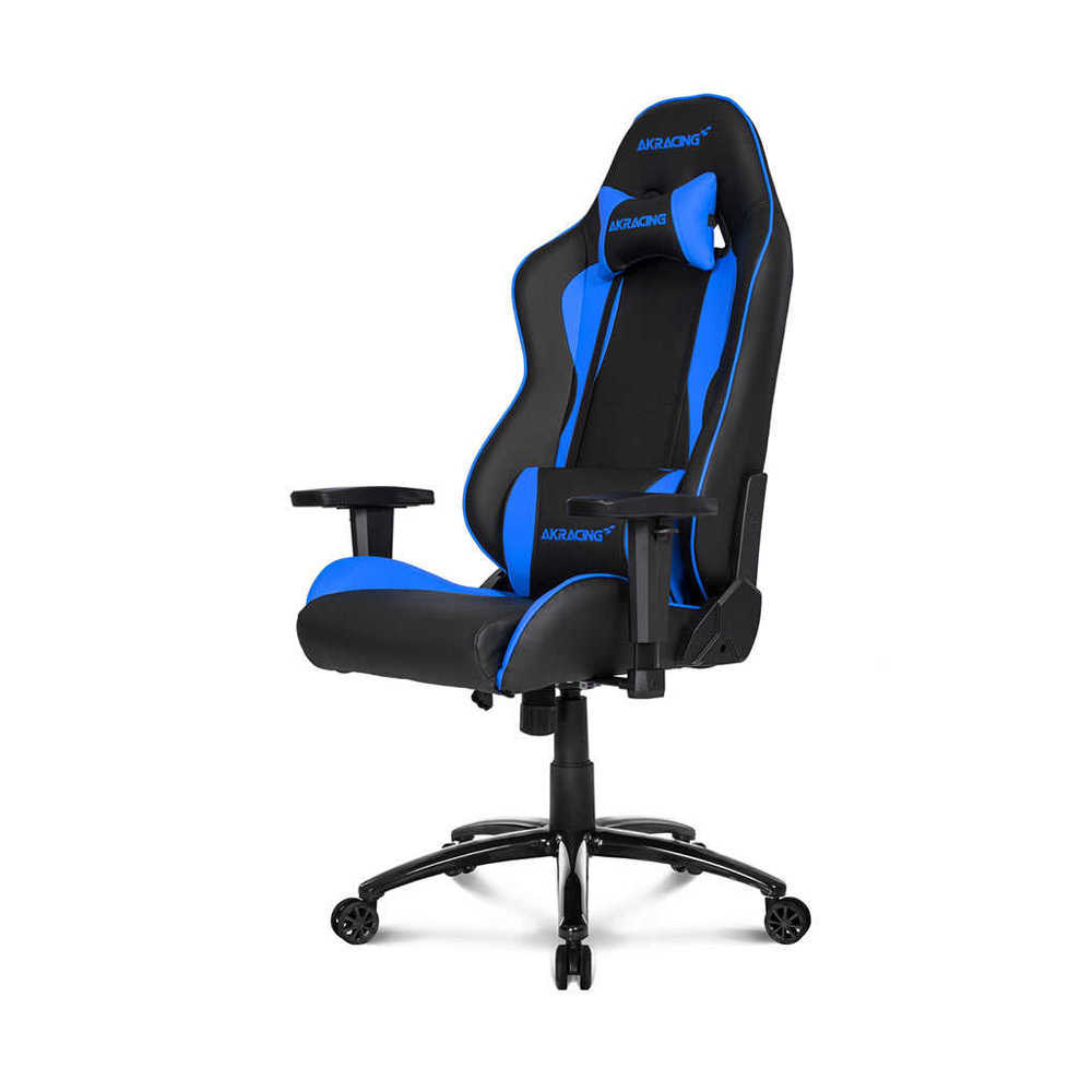 Adore AKRacing Nitro Seri Profesyonel PC Oyuncu ve Yönetici Koltuğu AKR-K702A-SM-1 Siyah-Mavi