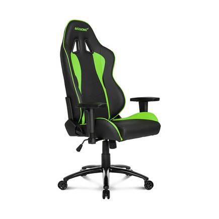 AKRACING - AKRacing Nitro Seri Profesyonel PC Oyuncu ve Yönetici Koltuğu - Siyah-Yeşil