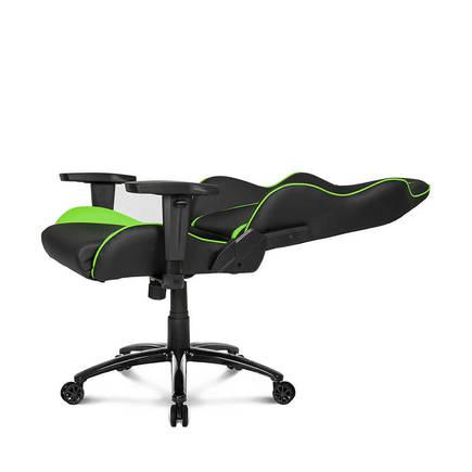 AKRacing Nitro Seri Profesyonel PC Oyuncu ve Yönetici Koltuğu - Siyah-Yeşil - Thumbnail