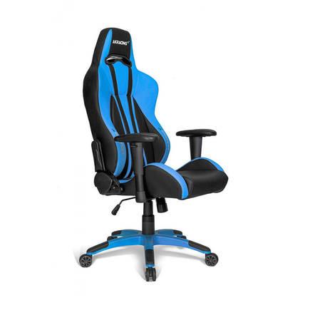 AKRACING - Adore AKRacing Plus Seri Profesyonel PC Oyuncu ve Yönetici Koltuğu AKR-K700Q-MS-1 Siyah-Mavi