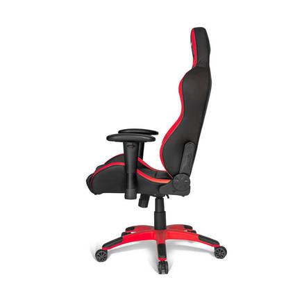 AKRacing Premium Seri Profesyonel PC Oyuncu ve Yönetici Koltuğu - Kırmızı-Siyah - Thumbnail