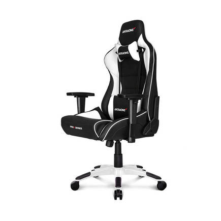 Adore AKRacing Pro X Serisi Profesyonel PC Oyuncu ve Yönetici Koltuğu AKR-CPX11-SB-1 Siyah-Beyaz - Thumbnail
