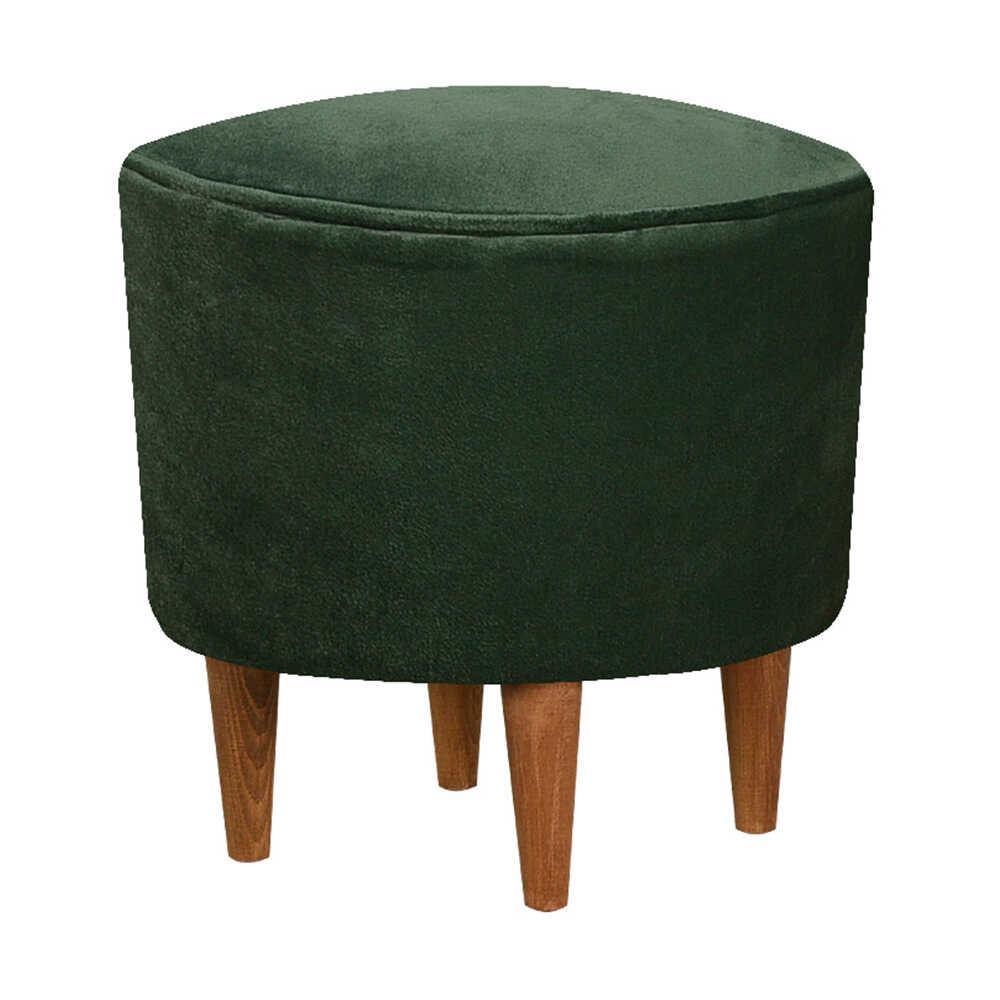 Badem Puf -Yeşil