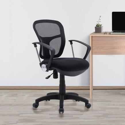 Comfort Ultra Ofis Sandalyesi -Siyah - Thumbnail