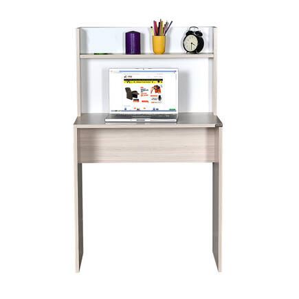 Dinamik Genç Odası Raflı Çalışma Masası - Zara - Thumbnail