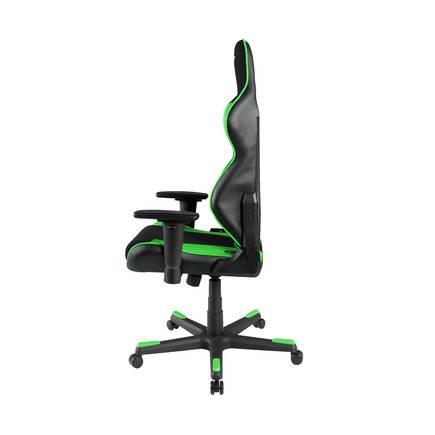 DXRacer Profesyonel Çalışma ve PC Oyun Koltuğu-Siyah Yeşil - Thumbnail
