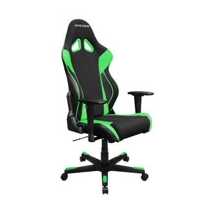 DXRACER - DXRacer Profesyonel Çalışma ve PC Oyun Koltuğu-Siyah Yeşil