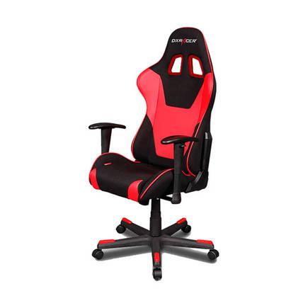 DXRacer Profesyonel Çalışma ve PC Oyun Koltuğu - Kırmızı - Siyah - Thumbnail