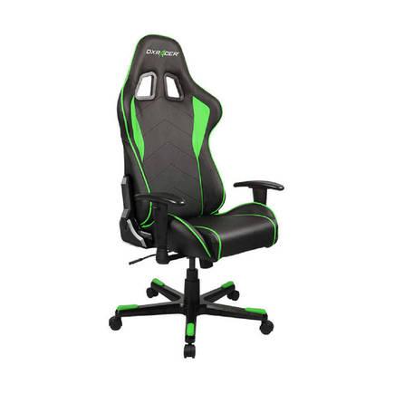 DXRACER - DXRacer Profesyonel Çalışma ve PC Oyun Koltuğu - Siyah - Yeşil