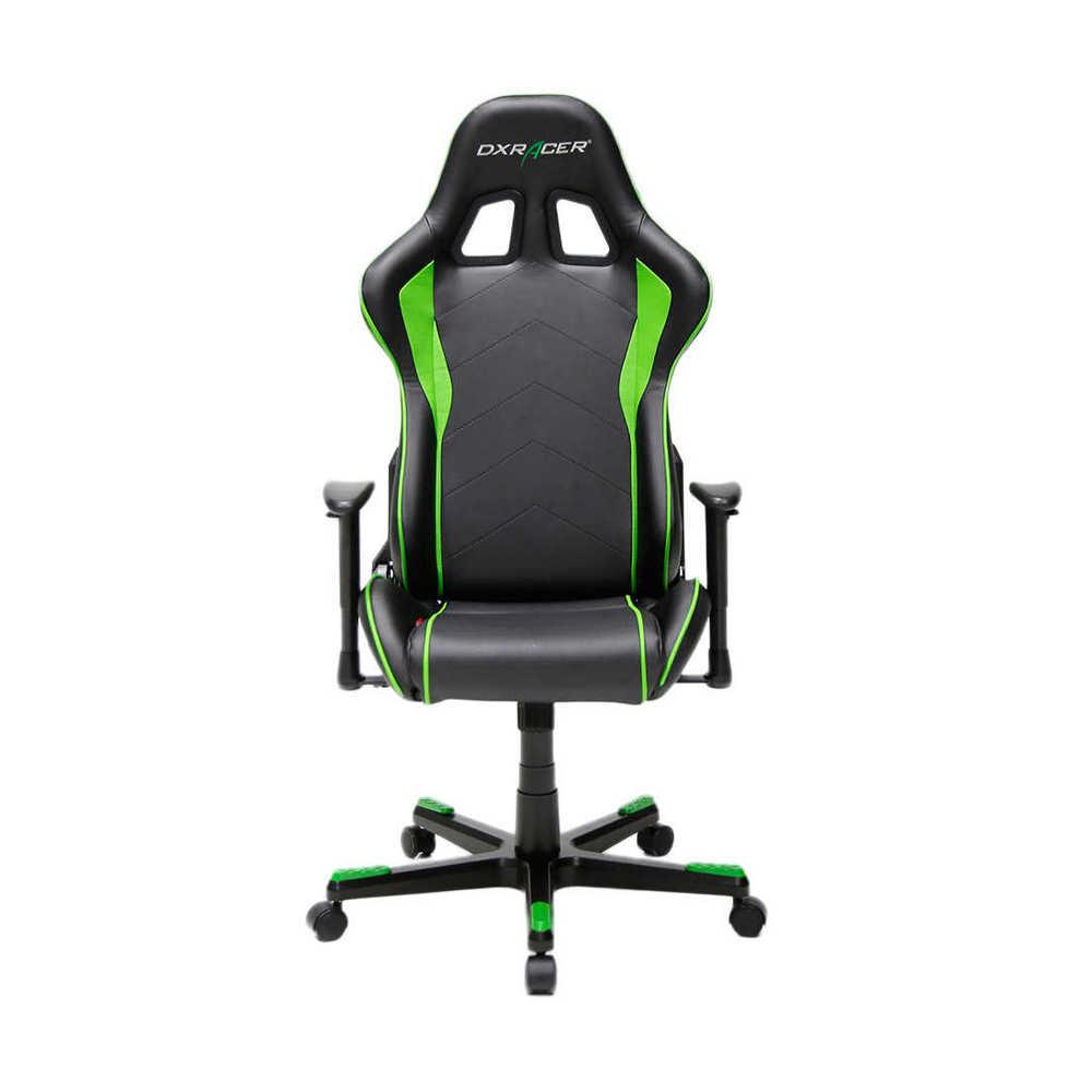 DXRacer Profesyonel Çalışma ve PC Oyun Koltuğu - Siyah - Yeşil