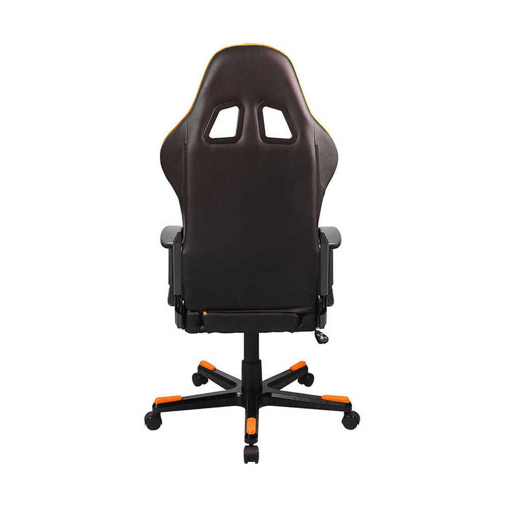 DXRacer Profesyonel Çalışma ve PC Oyun Koltuğu - Siyah - Turuncu