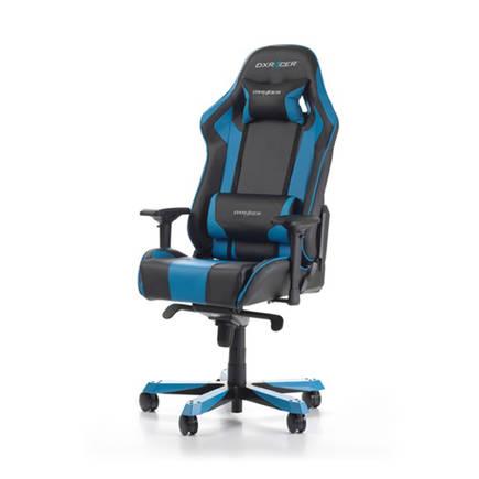 DXRACER - Adore DXRacer Profesyonel Çalışma ve PC Oyun Koltuğu DX-OH-KS06-NB-1 Siyah - Mavi
