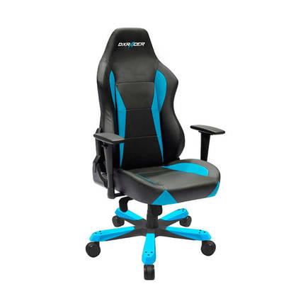 DXRACER - DXRacer Profesyonel Çalışma ve PC Oyun Koltuğu - Siyah - Mavi