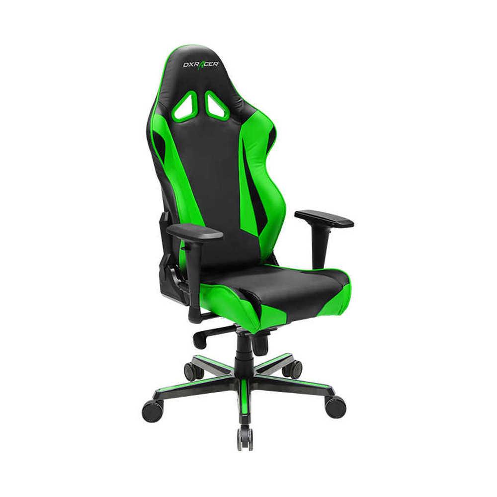 Adore DXRacer Profesyonel PC Oyun Koltuğu DX-OH-RV001-NE-1 Siyah - Yeşil