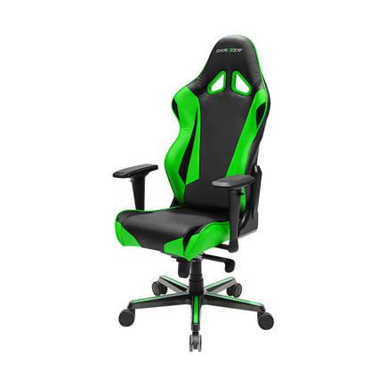 Adore DXRacer Profesyonel PC Oyun Koltuğu DX-OH-RV001-NE-1 Siyah - Yeşil - Thumbnail