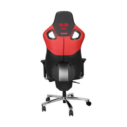 E-Blue Cobra Advanced Plus Oyuncu Koltuğu-S.Deri-Siyah Kırmızı - Thumbnail