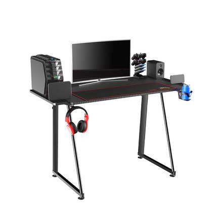 Adore Gaming - Adore Gaming NEX-GEN Oyuncu Bilgisayar Masası - Siyah