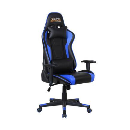 GAMING - Adore Gaming Profesyonel Oyuncu Koltuğu-Siyah-Mavi