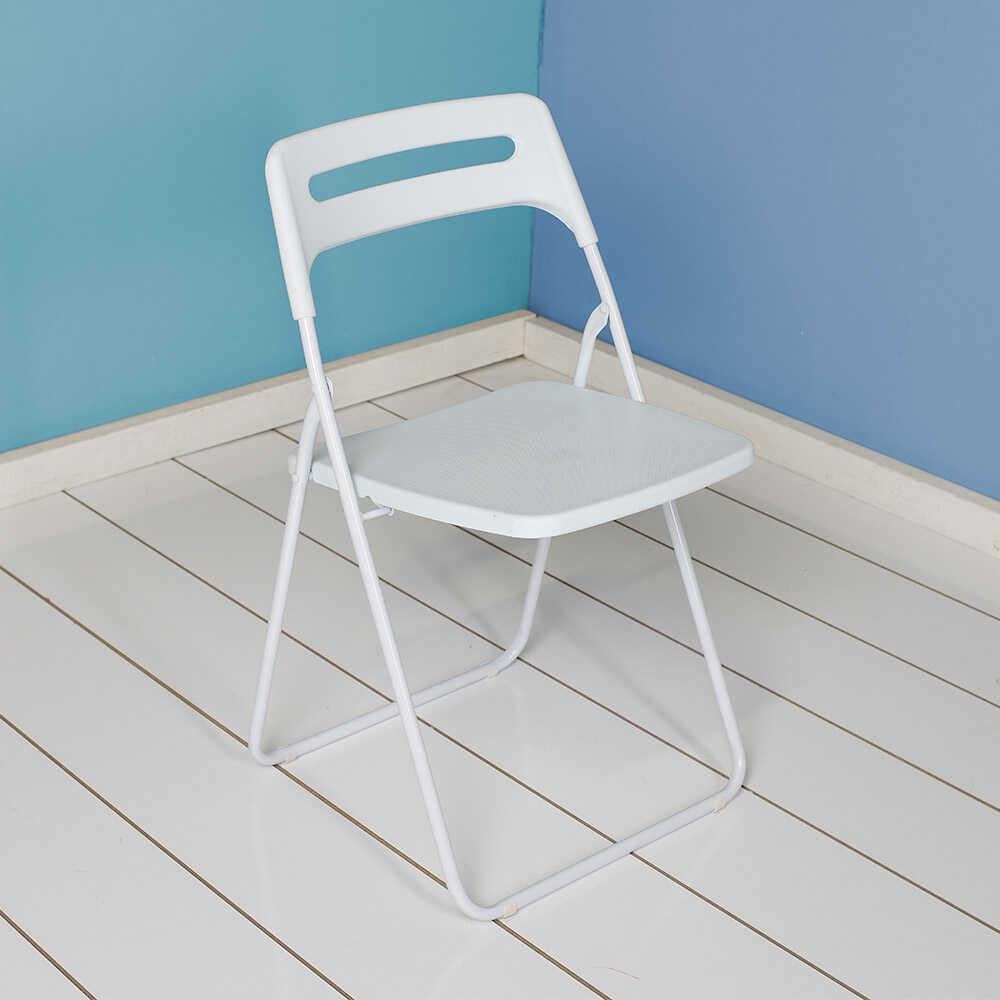 Handy Mate Ready Katlanır Sandalye-Beyaz