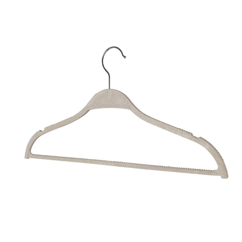 Handymate Döner Kancalı Elbise Askısı-Naturel