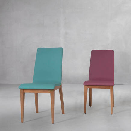 Massi Masif Sandalye-Karışık - Thumbnail
