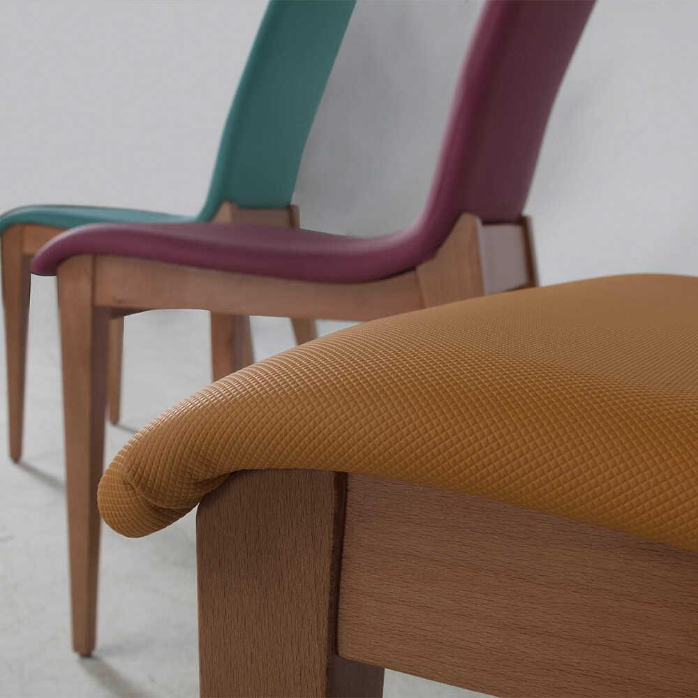 Massi Masif Sandalye-Karışık