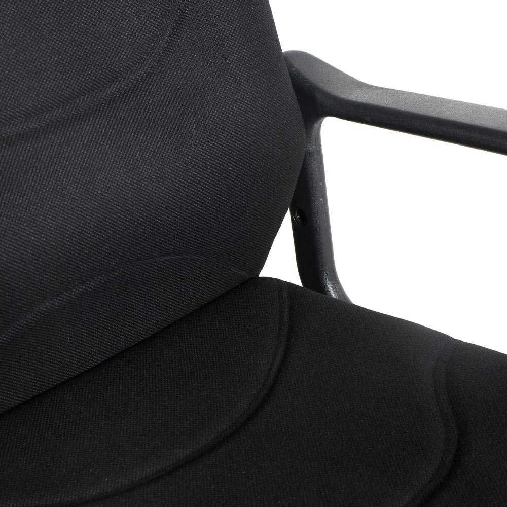 Max Classic Kumaş Çalışma Koltuğu - Siyah