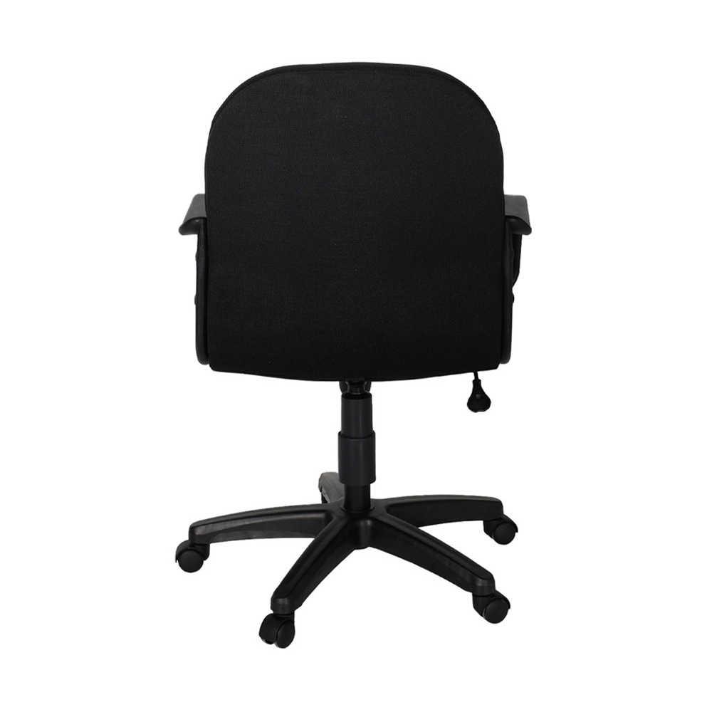 Max Office Classic Kumaş Çalışma Koltuğu - Siyah