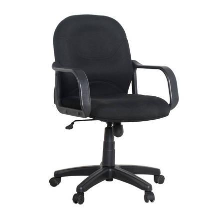 MAX OFFICE - Max Office Classic Kumaş Çalışma Koltuğu - Siyah