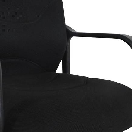 Max Office Classic Kumaş Yönetici Koltuğu - Siyah - Thumbnail