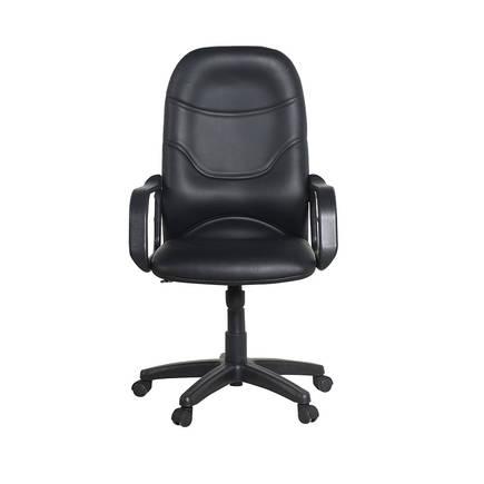 Max Office Classic Suni Deri Yönetici Koltuğu - Siyah - Suni Deri - Thumbnail