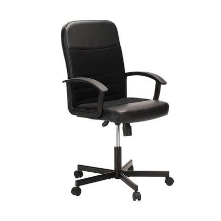 MAX OFFICE - Max Office Easy File Kumaş Yönetici Koltuğu - Siyah