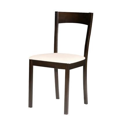 Mia Doğal Ahşap Sandalye - İspanyol Ceviz (2 Adet Satılır) - Thumbnail