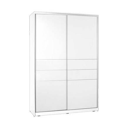 Adore Mobilya - Platinum Plus Sürgü Kapılı Gardırop - Beyaz