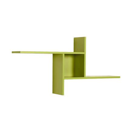 Adore Mobilya - Plus Dekoratif Duvar Rafı - Yeşil
