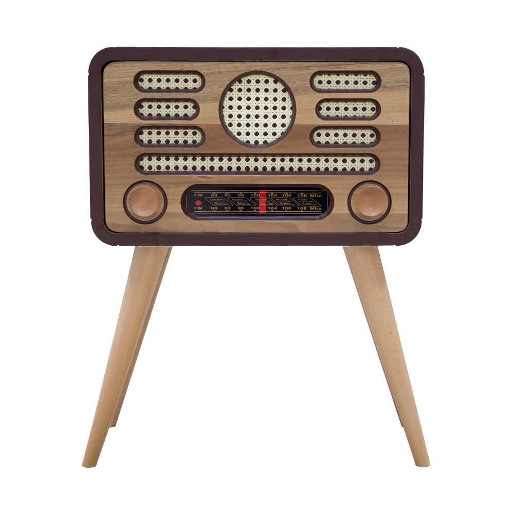 Radyo Sehpa-Ceviz