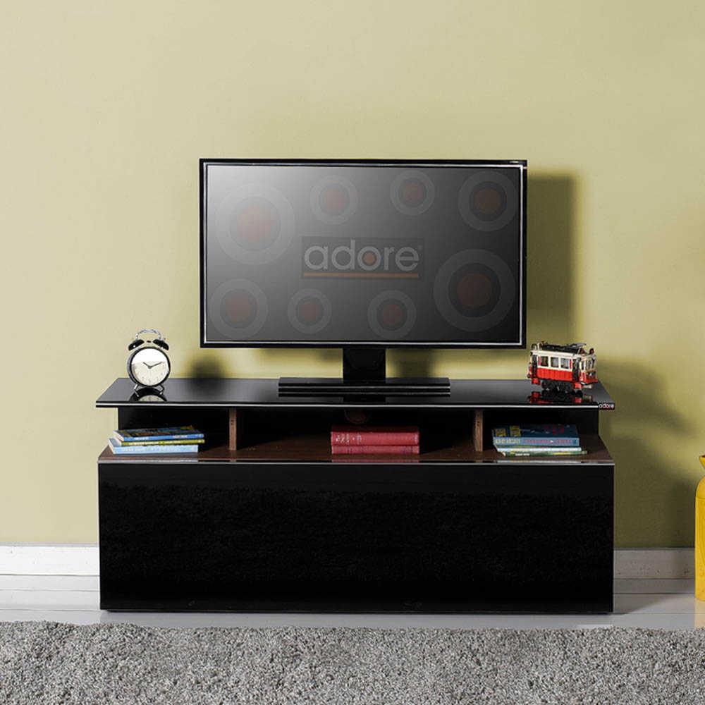 Vision Çekmeceli TV Sehpası Noce - Lake Siyah