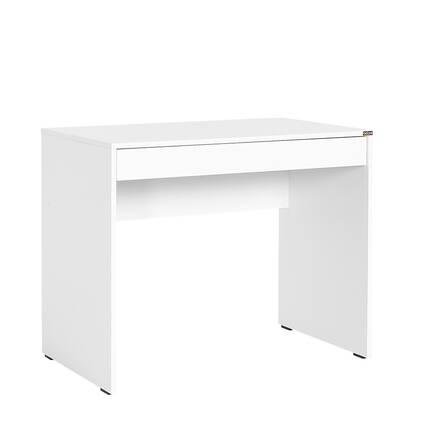 Adore Mobilya - Çekmeceli Çalışma Masası - Diamond Beyaz
