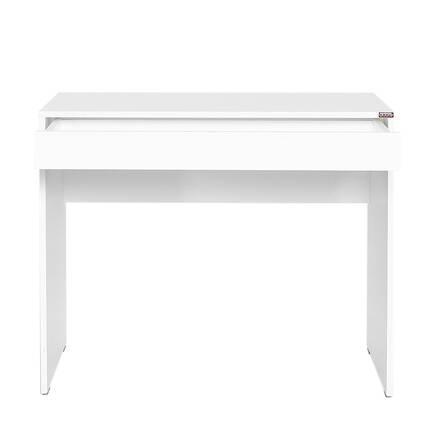 Çekmeceli Çalışma Masası - Diamond Beyaz - Thumbnail