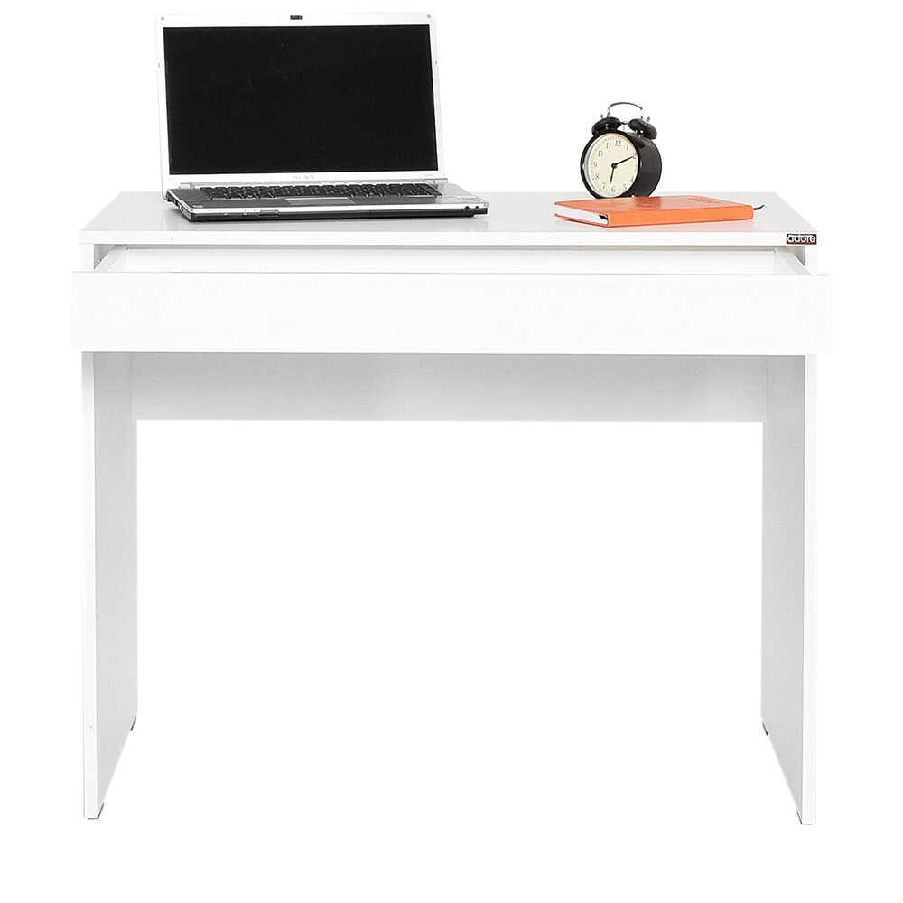 Çekmeceli Çalışma Masası - Diamond Beyaz