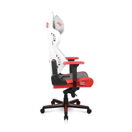 DXRacer AIR Serisi Profesyonel Çalışma ve Oyun Koltuğu - Beyaz Kırmızı - Thumbnail
