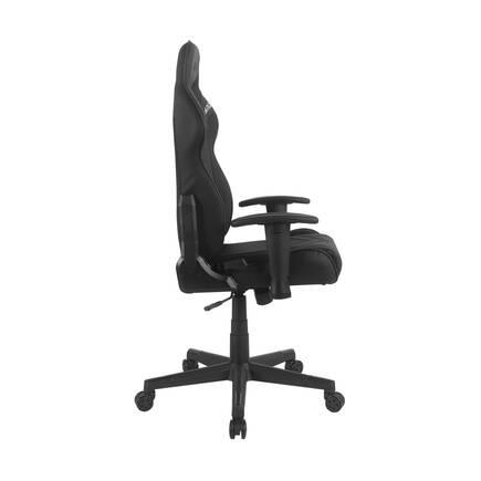 DXRacer Nex Serisi Profesyonel Çalışma ve PC Oyun Koltuğu - Siyah - Thumbnail