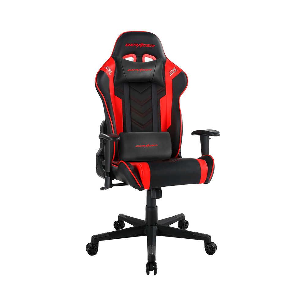 DXRacer Profesyonel Çalışma ve PC Oyun Koltuğu - Siyah Kırmızı