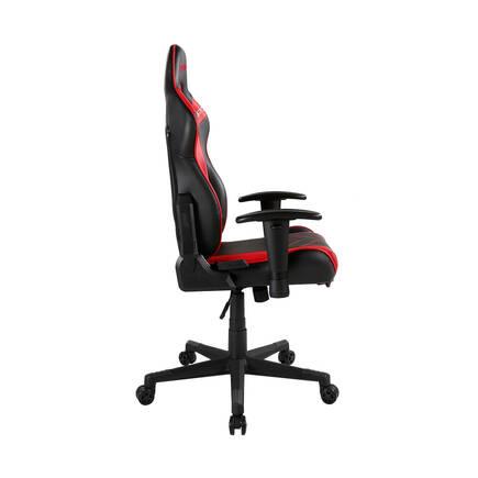 DXRacer Profesyonel Çalışma ve PC Oyun Koltuğu - Siyah Kırmızı - Thumbnail
