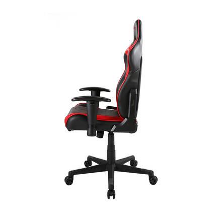 DXRacer Optimum Serisi Profesyonel Çalışma ve PC Oyun Koltuğu - Siyah Kırmızı - Thumbnail