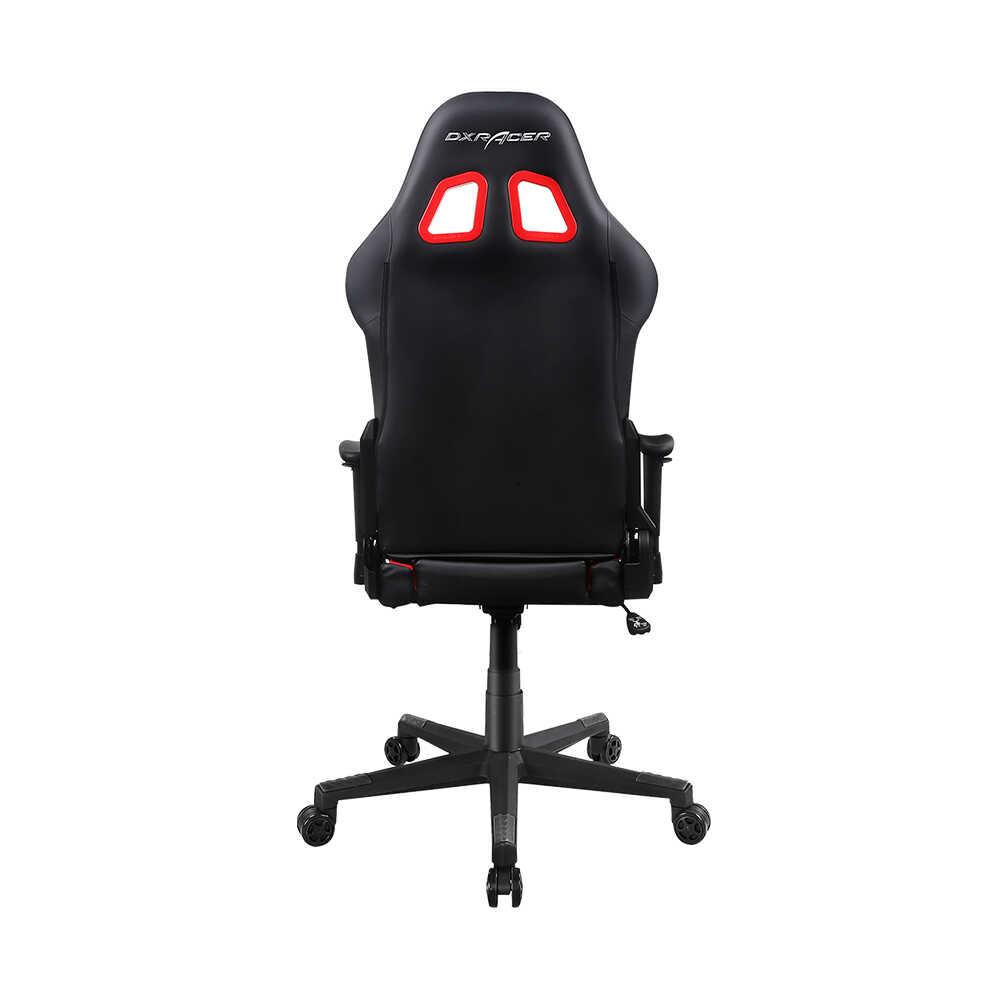 DXRacer Profesyonel Çalışma ve PC Oyun Koltuğu - Siyah Kırmızı Beyaz