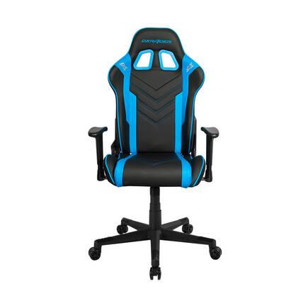 DXRacer Profesyonel Çalışma ve PC Oyun Koltuğu - Siyah Mavi - Thumbnail