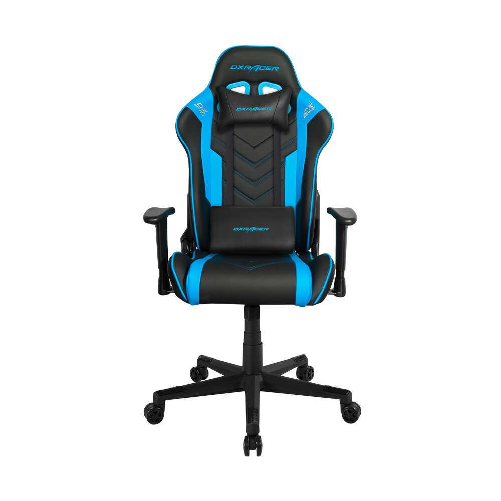 DXRacer Optimum Serisi Profesyonel Çalışma ve PC Oyun Koltuğu - Siyah Mavi